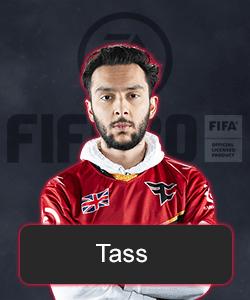 Игрок FaZe Clan по FIFA